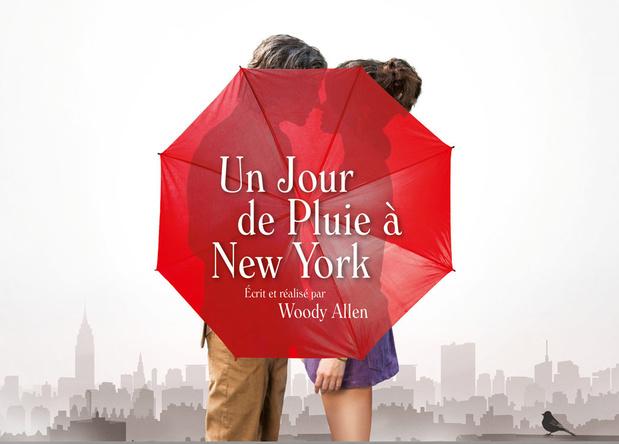 """Tentez de remporter des places de cinéma pour """"A rainy day in New York"""""""