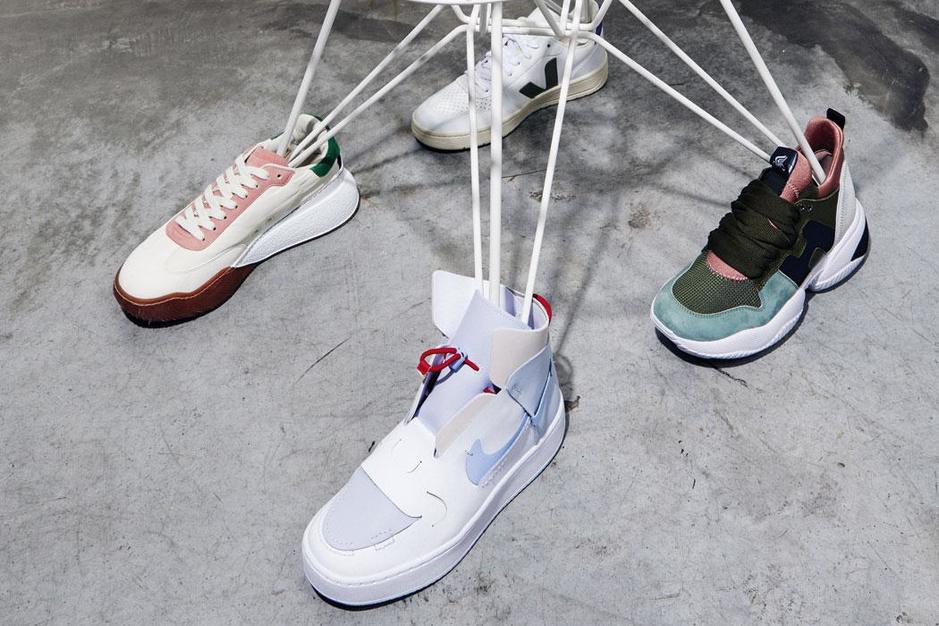 Van plateauzool tot stevige sneaker: dit zijn de accessoiretrends van het najaar