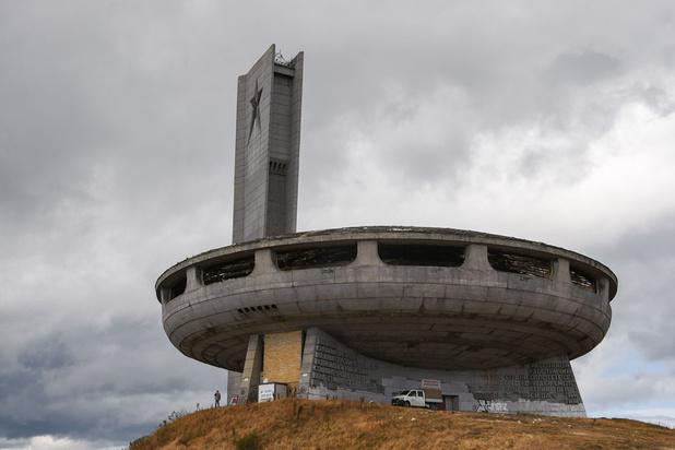 Opération de sauvetage pour un ovni architectural communiste en Bulgarie