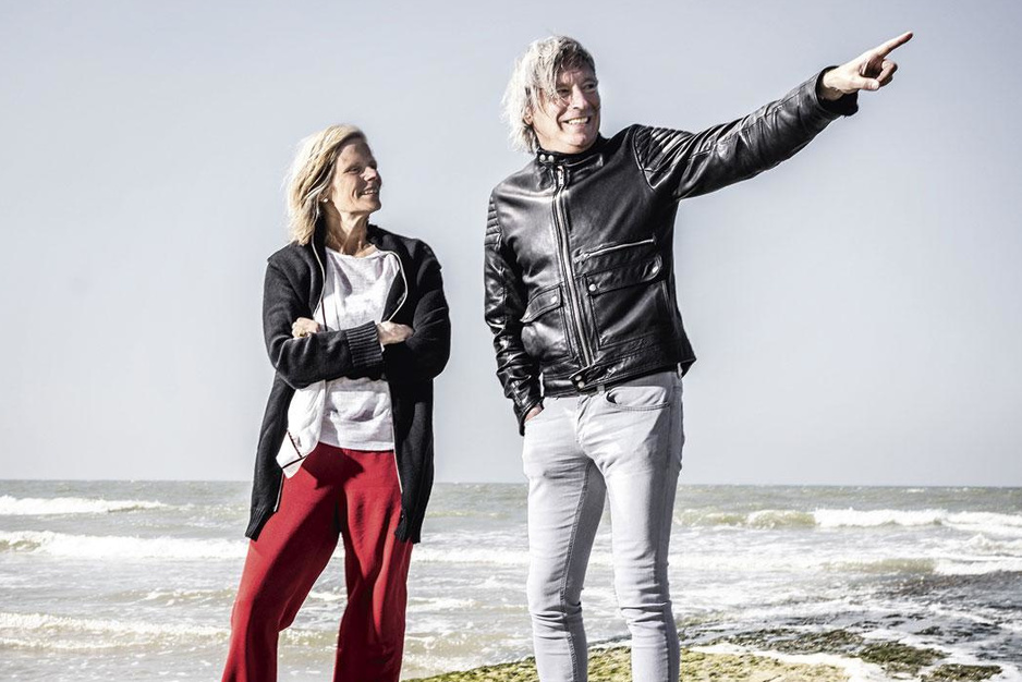 Theater Aan Zee: Caroline Pauwels en Walter Van Steenbrugge over de urgentie van mensenrechten
