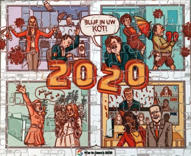 Dit zijn de meest gegoogelde termen van 2020