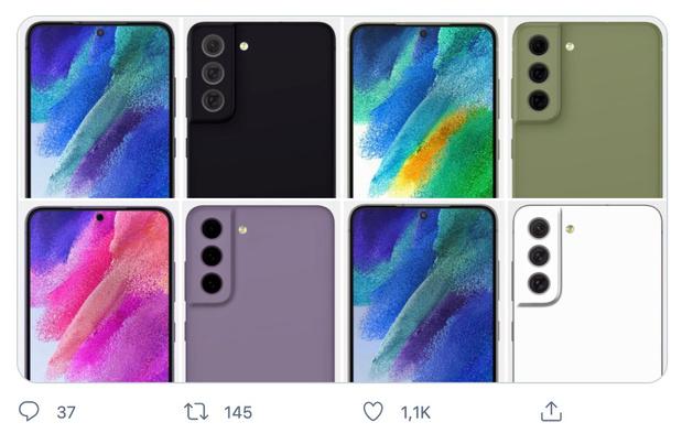 La sortie du 'téléphone économique' Galaxy S21 Fan Edition de Samsung encore incertaine