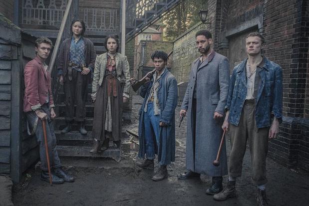 Tv-tip: in spin-off 'The Irregulars' springen straatkinderen in de bres voor Sherlock Holmes