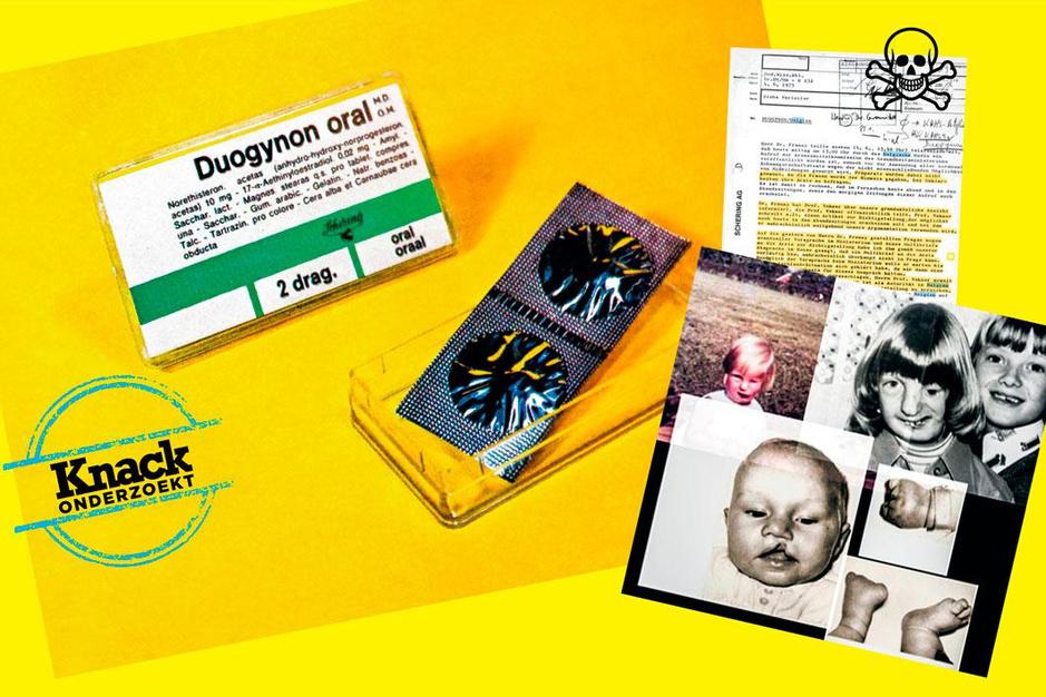 Duogynon in België: de zwangerschapstest uit de jaren 50 die baby's misvormde