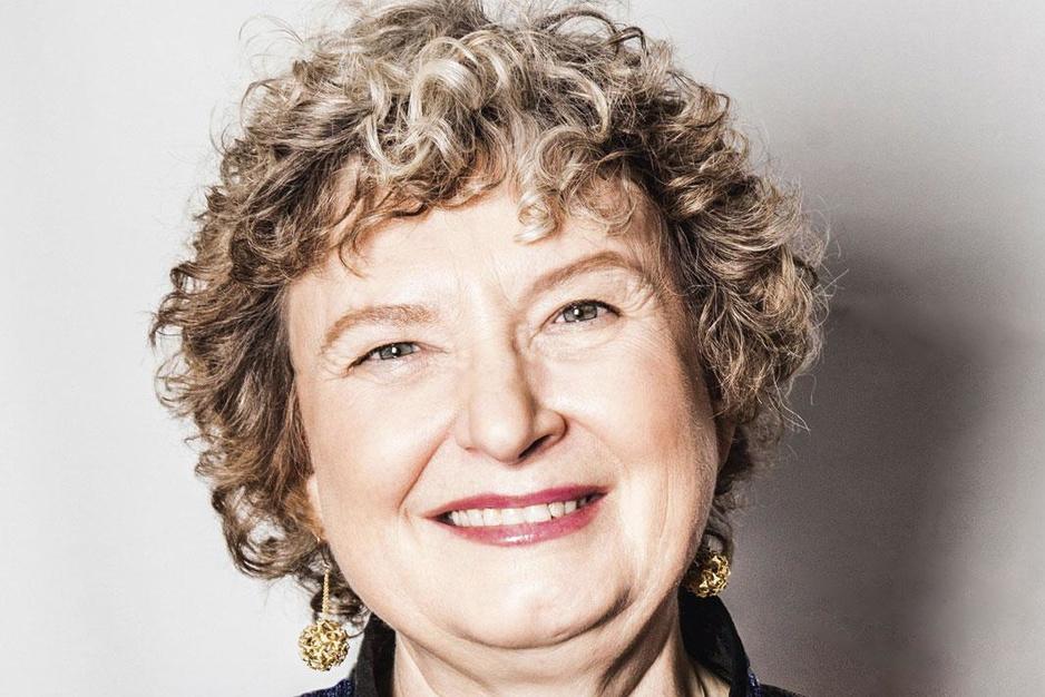 Belgische topwiskundige Ingrid Daubechies: 'Ik ben niet op zoek naar glorie'