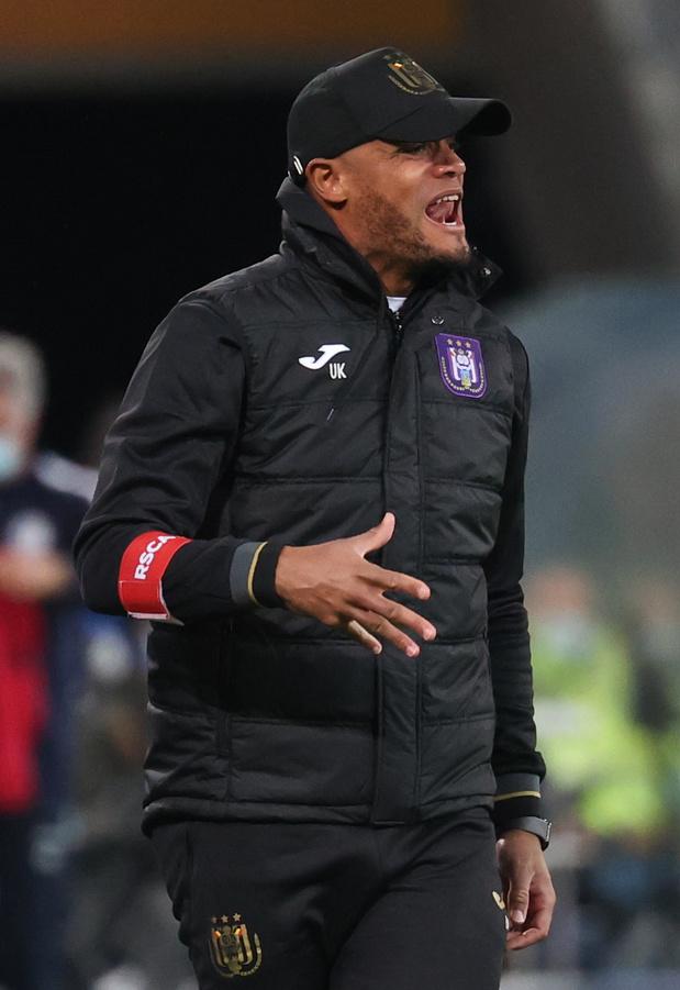 Anderlecht laisse passer sa chance