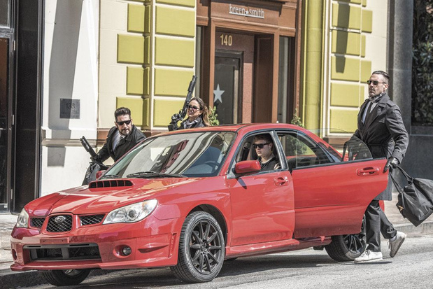 Tv-tip: 'Baby Driver', romantische racefilm op de tonen van Golden Earring en Focus
