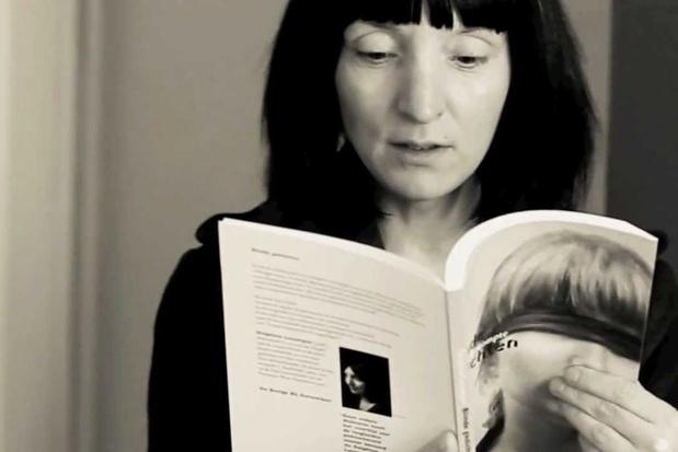 'Delphine Lecompte lijkt als columnist nog het meest op Herman Brusselmans'
