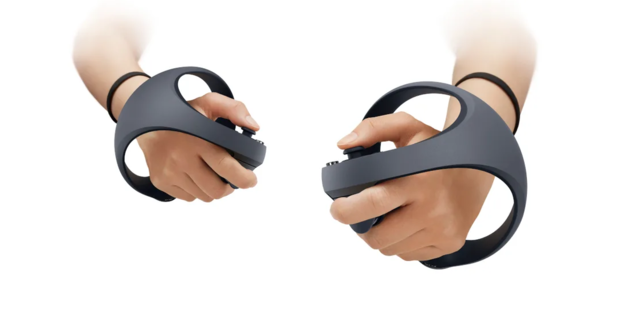 Sony présente de nouveaux contrôleurs VR pour la PS5