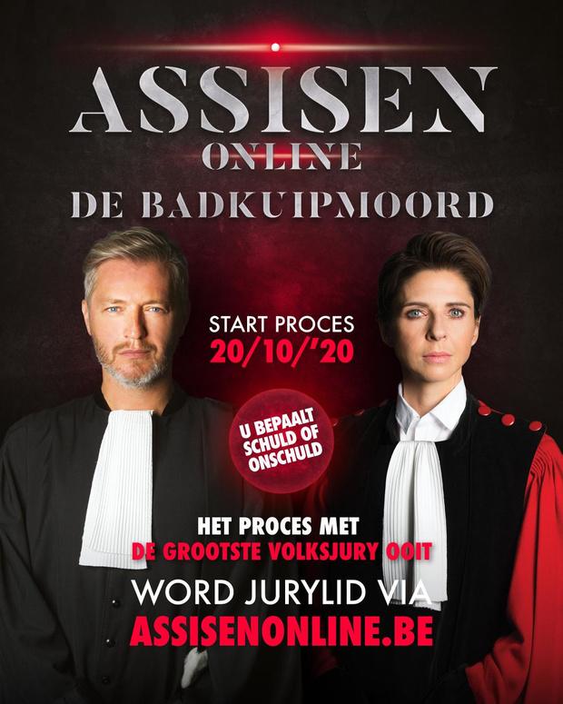 Het proces met de grootse volksjury ooit, Assisen Online, een uniek concept in Vlaanderen