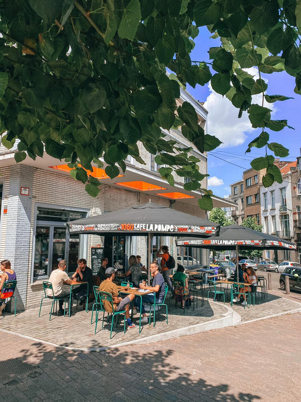 En ville: 15 terrasses qu'on aime à Bruxelles, pour y fêter leur réouverture