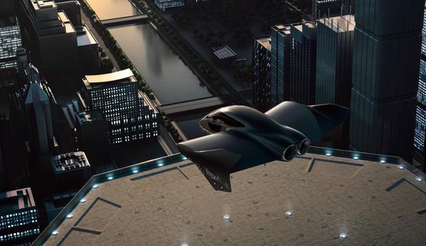 Porsche en Boeing gaan samenwerken aan vliegende auto's