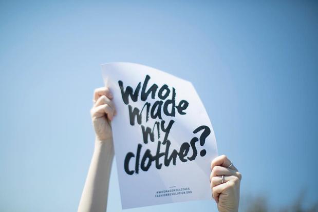 Fashion Revolution Week: 'Van thuis uit vragen we luider dan ooit wie onze kleding maakt'