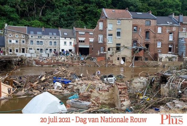 Een Dag van Nationale Rouw voor de slachtoffers van de overstromingsramp