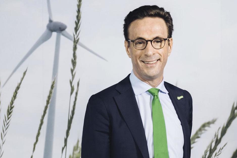 Grégoire Dallemagne (CEO Luminus): 'Het is niet normaal dat een windturbine bouwen zo lang duurt'