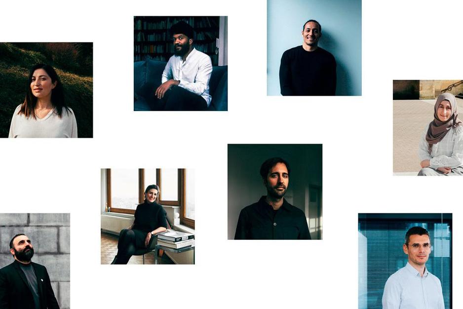 Uit alle hoeken: acht Belgische architecten met een migratieachtergrond