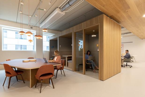Devoteam België neemt tien extra kantoorlocaties in gebruik