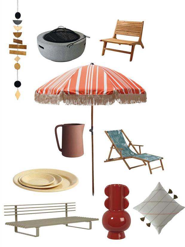 Shopping: 10 objets à petit prix pour un jardin stylé