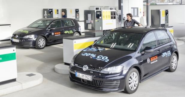 Bosch gelooft niet exclusief in elektrische aandrijving