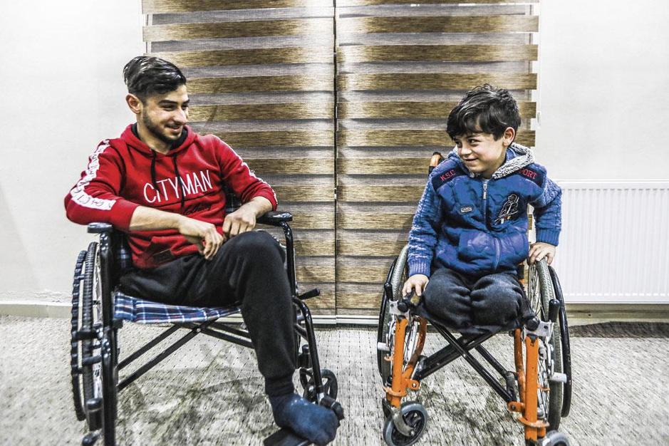 Overlevenden van het belegerde Idlib in Syrië: 'We hebben het over een verloren generatie'