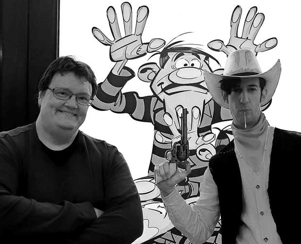 James Vandermeersch uit Lauwe brengt nieuwe stripreeks uit