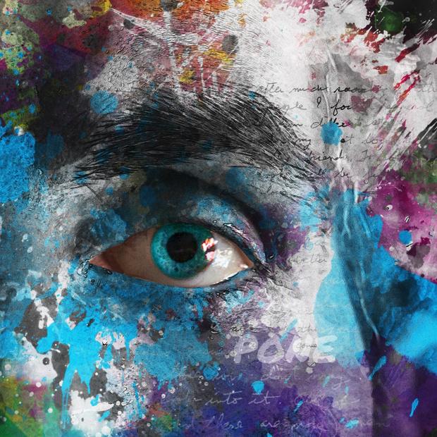 Pone sort son premier album solo, entièrement composé avec ses yeux