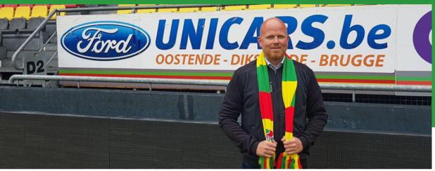 KV Oostende stelt met Thorsten Theys rechterhand voor CEO Ganaye aan