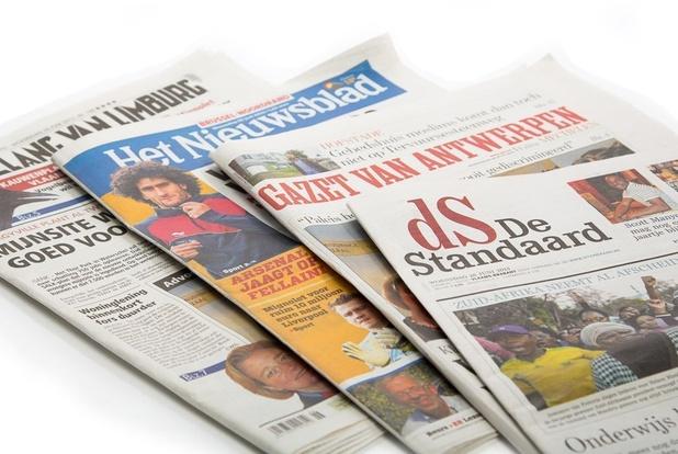 Plus de 80 emplois menacés chez Mediahuis