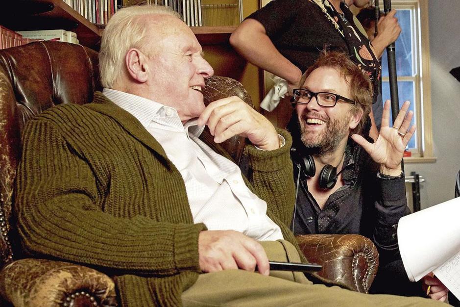 Florian Zeller, de literaire wonderboy achter 'The Father': 'Anthony Hopkins móést Anthony spelen'