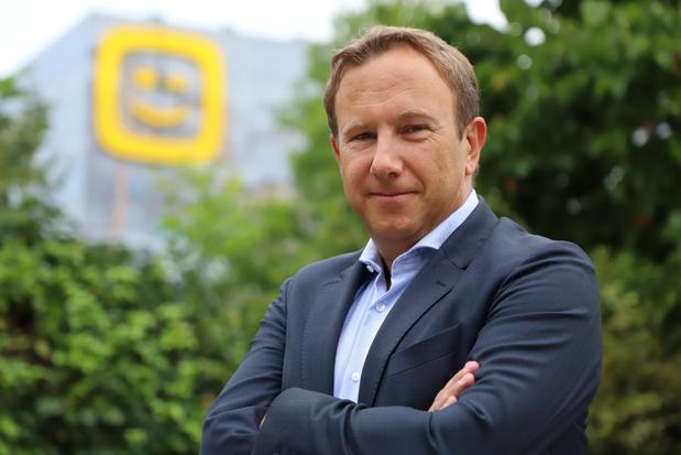 Geert Degezelle gaat Telenet Business leiden