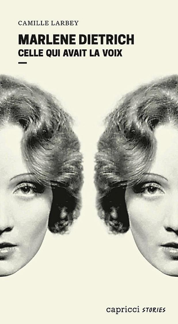 Marlene Dietrich, celle qui avait la voix
