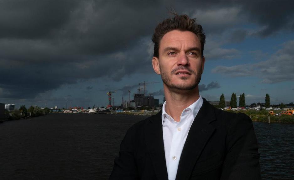 Architect Steven Delva staat mee aan de wieg van nieuw Middelkerks casino