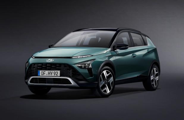 Hyundai dévoile un nouveau SUV, le Bayon