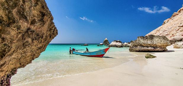 L'archipel de Socotra, paradis perdu en attente de touristes