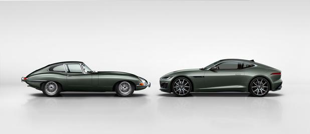 Jaguar lanceert F-Type Heritage 60 Edition