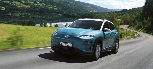 Hyundai rappelle des voitures électriques en raison d'un danger de combustion