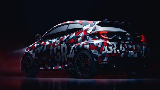 Toyota présente la GR Yaris