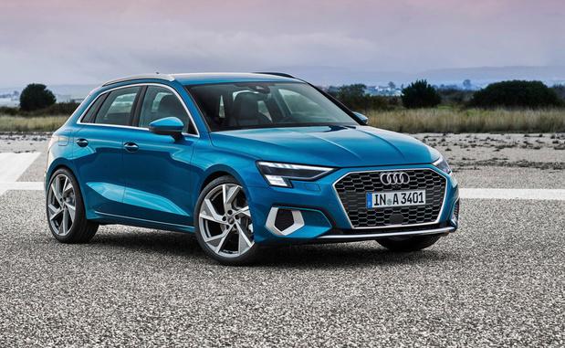 Audi lanceert vierde generatie A3 Sportback
