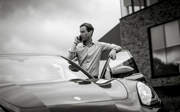 Porsche noue un partenariat avec le cavalier Pieter Devos