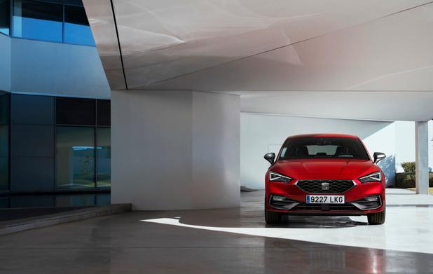 Seat Leon behaalt topscore in Euro NCAP-test