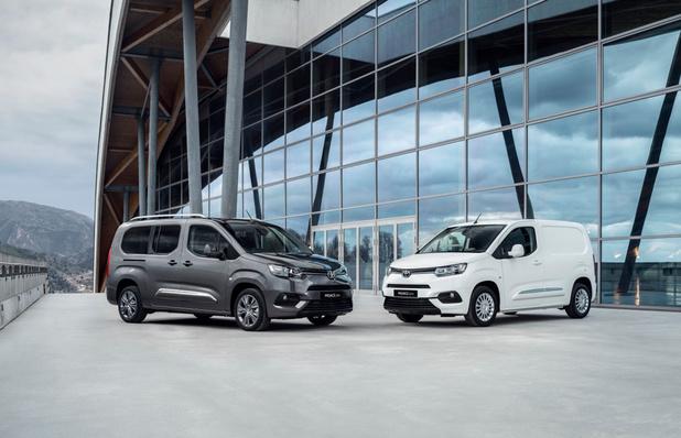 Toyota lanceert elektrische bestelwagen