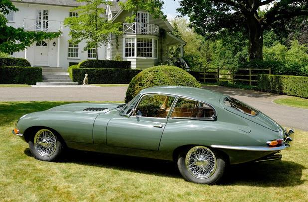 """Une Jaguar E-Type """"Reborn"""" récompensée au Zoute Grand Prix"""