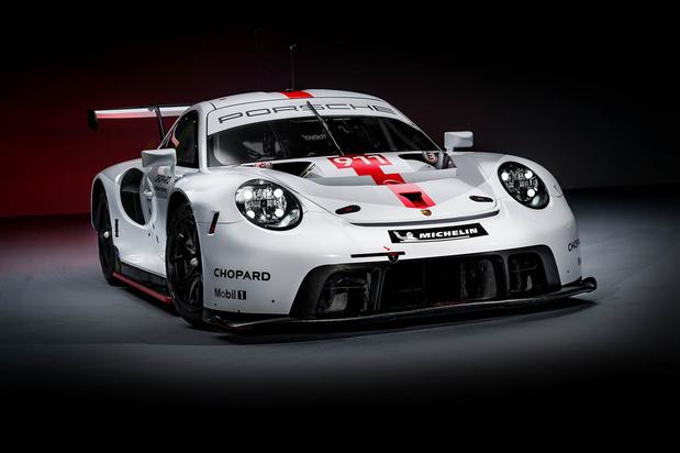 Porsche dévoile la nouvelle 911 RSR