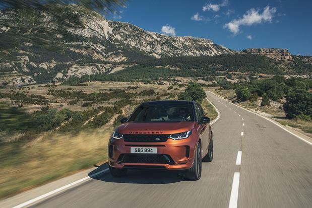 Land Rover Discovery Sport wordt zuiniger