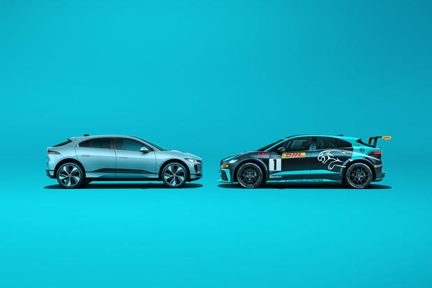 L'expérience de la compétition profite au Jaguar I-Pace