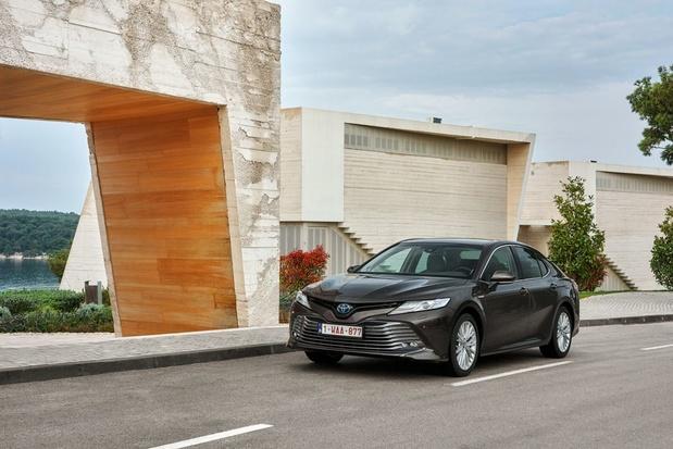 Nouvelle Toyota Camry Hybrid