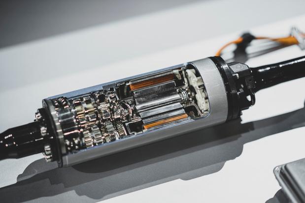 De Audi eAWS-technologie verbetert comfort en rijgedrag