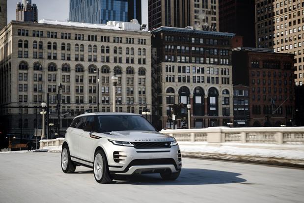 Range Rover lanceert luxueuze Evoque Autobiography