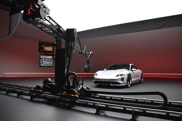 Porsche Next: digitale showroom brengt het autosalon bij u thuis