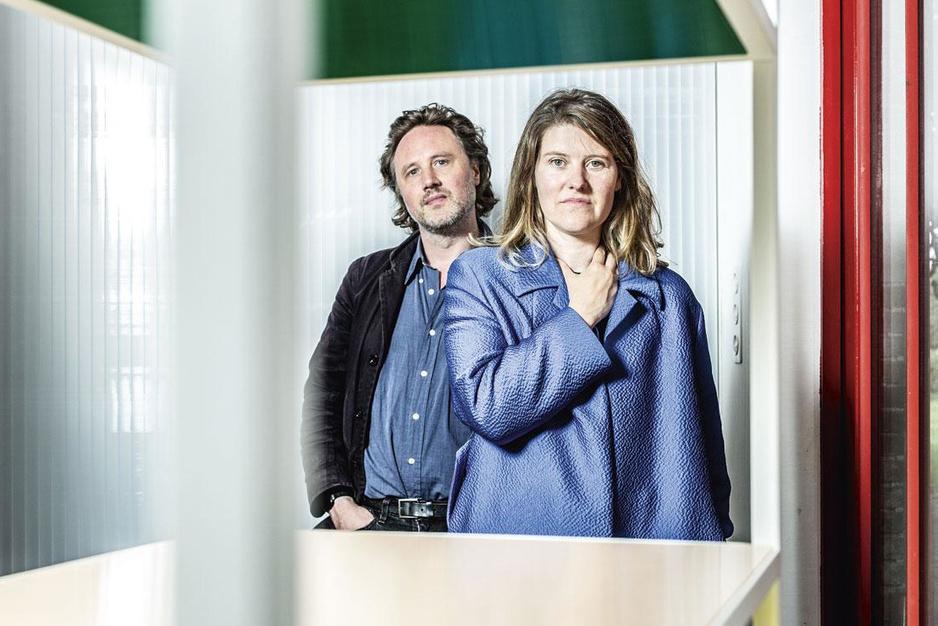 Designduo Fien Muller en Hannes Van Severen: 'Fantastisch vonden wij die lockdown'